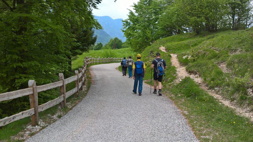 Escursione Settefontane