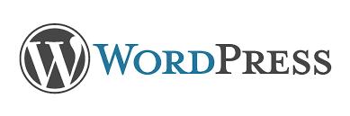 Risultati immagini per wordpress logo