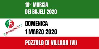 Marcia dei Bujeli 2020